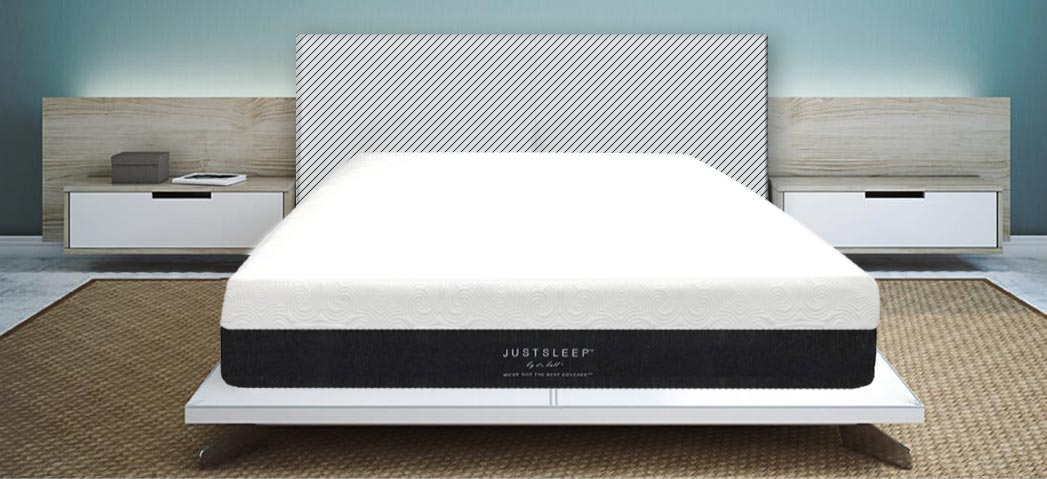 The Latex Premium Mattress by JUST SLEEP